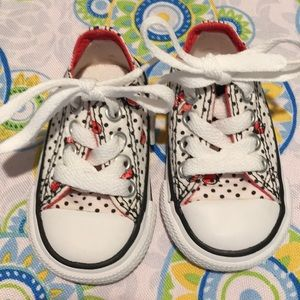 f2d6d6a43fe3 Converse Shoes - New Ladybug Baby Converse Shoes